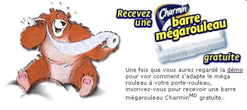 Charmin Extension Megarouleau