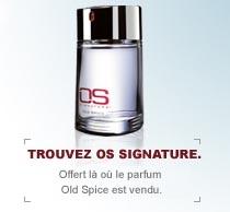 OS Signature Old spice