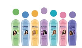 Sunsilk echantillons