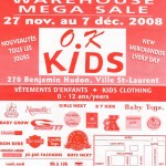 Vente Entrepôt - Rabais sur les Vêtements Bébés