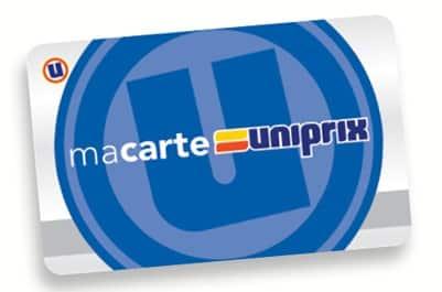 Macarte : Tout ce qu'il y a à savoir sur le programme de fidélité de certains Uniprix